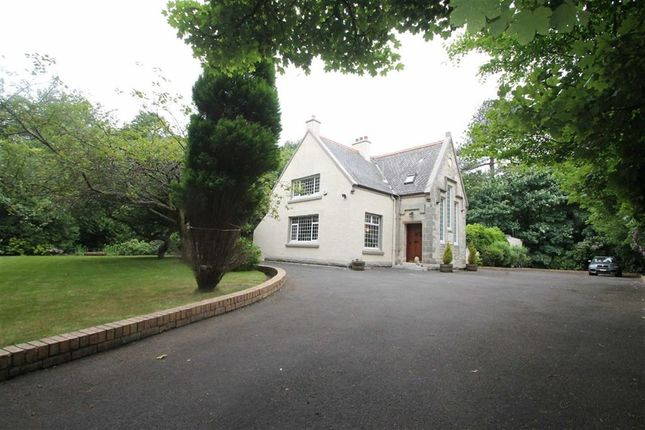 Thumbnail Detached house for sale in Irvine Road, Kilwinning