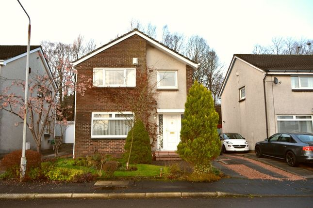 Thumbnail Detached house to rent in Myvot Road, Cumbernauld, Glasgow