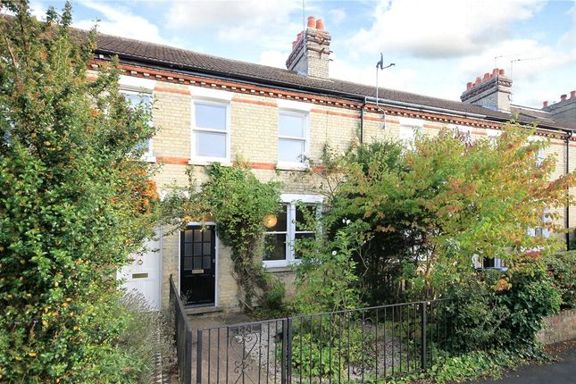 Thumbnail Terraced house to rent in Oxford Road, Cambridge, Cambridgeshire