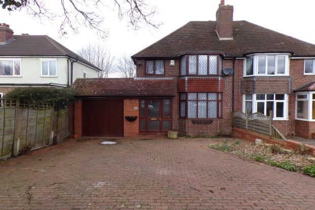 3 bed property to rent in Temple Avenue, Hall Green, Birmingham