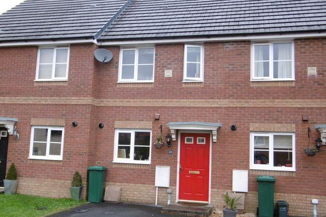 Thumbnail Terraced house to rent in Ffordd Y Glowyr, Betws, Ammanford, Carmarthenshire.