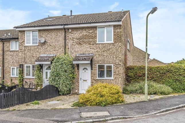 Thumbnail Semi-detached house to rent in Mayfield Close, Carterton