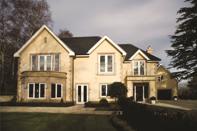 Thumbnail Detached house to rent in Heybridge Lane, Prestbury, Macclesfield, Cheshire