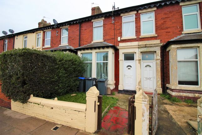 Thumbnail Terraced house to rent in Gorton Street, Blackpool, Lancashire