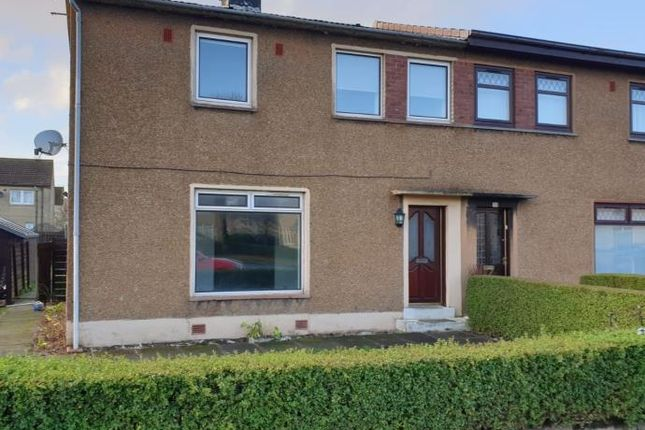 3 bed semi-detached house to rent in Millglen Road, Ardrossan KA22