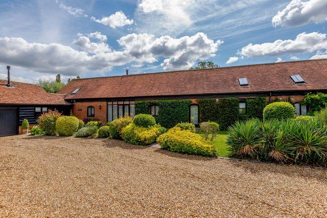 Thumbnail Barn conversion for sale in Ilmer, Princes Risborough, Buckinghamshire