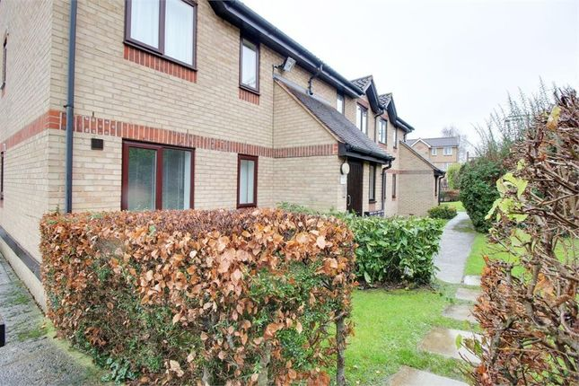 Thumbnail Flat for sale in Waddington Close, Burleigh Road, Enfield