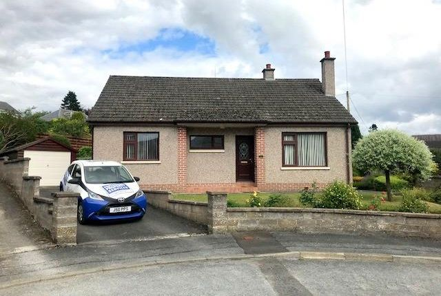 Thumbnail Detached bungalow to rent in Newholme Avenue, Pitlochry