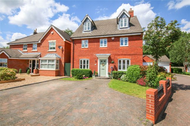 5 bed detached house for sale in Paddock Close, Wilnecote, Tamworth, Staffordshire B77