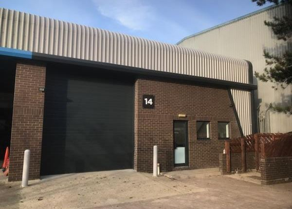 Thumbnail Warehouse to let in Unit 14, Cliffe Industrial Estate, South Street, Lewes, East Sussex