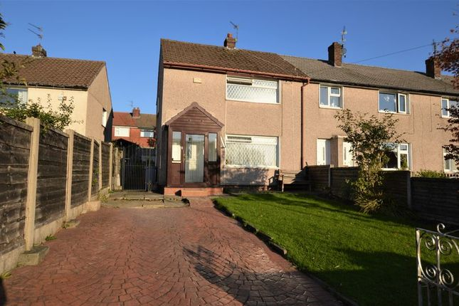 Thumbnail Semi-detached house for sale in Anglesey Close, Ashton-Under-Lyne