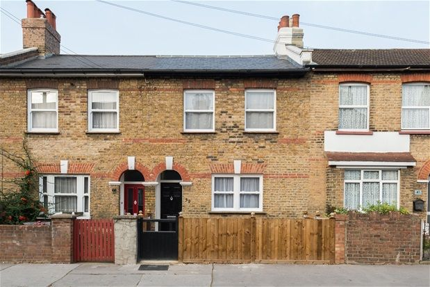 Thumbnail Terraced house for sale in Whateley Road, London