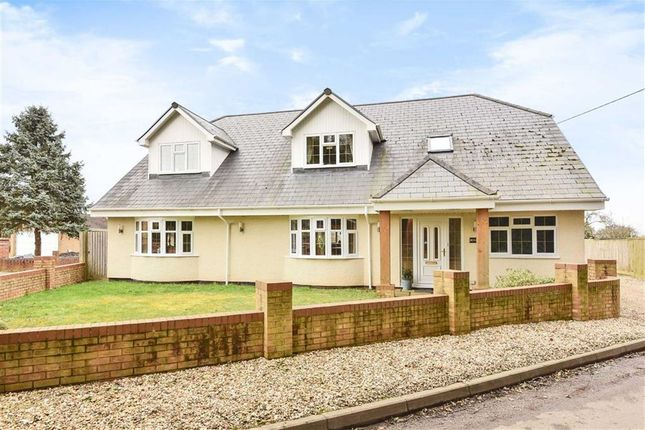 Thumbnail Detached house for sale in The Hyde, Purton, Swindon