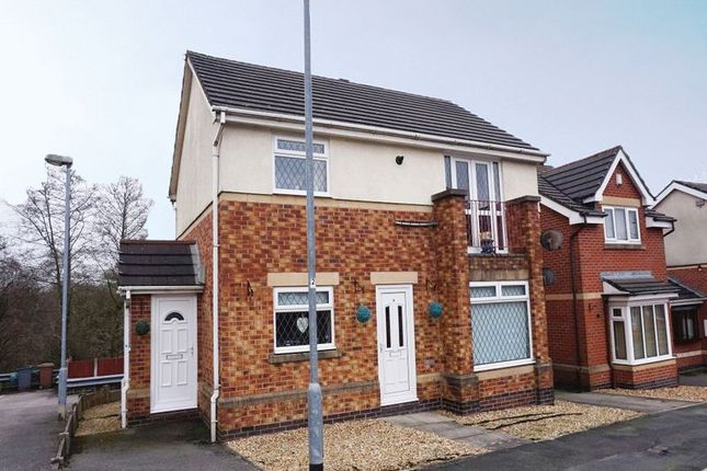 Thumbnail Flat for sale in Shakespeare Close, Milton, Stoke-On-Trent