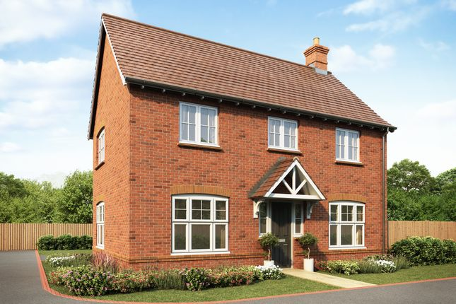Thumbnail Detached house for sale in The Mulberries, Hatfield Road, Witham, Essex
