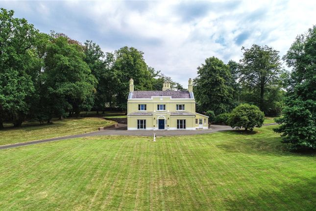 Thumbnail Detached house for sale in Clearbrook Hall, Llanarthney, Carmarthen, Carmarthenshire
