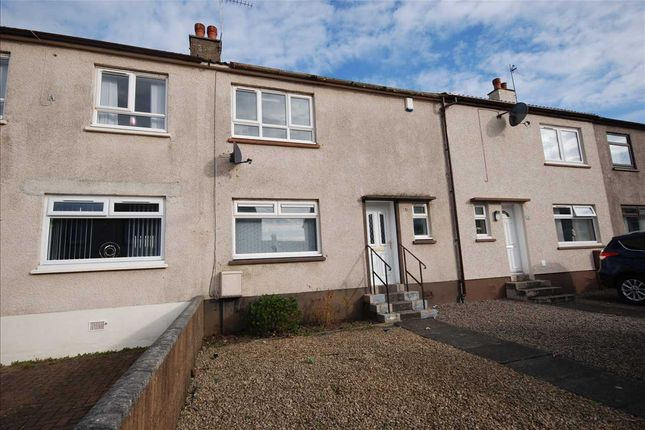 Front Garden of Links Road, Saltcoats KA21
