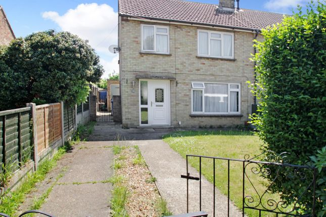 Thumbnail Property to rent in Great Cornard, Sudbury, Suffolk