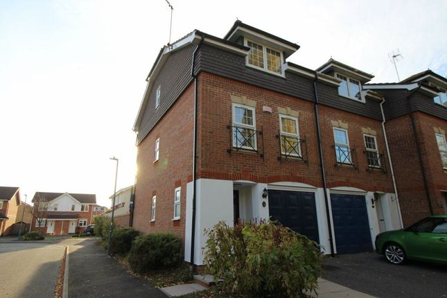 Thumbnail Town house to rent in Blackmead, Riverhead, Sevenoaks