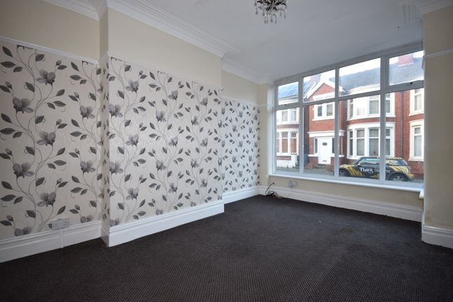 Thumbnail Terraced house to rent in Northfield Avenue, Blackpool, Lancashire