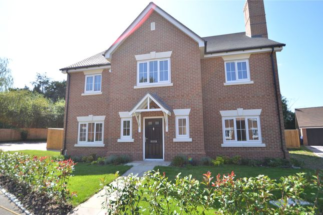 Thumbnail Detached house for sale in Chavey Down Road, Winkfield Row, Bracknell, Berkshire