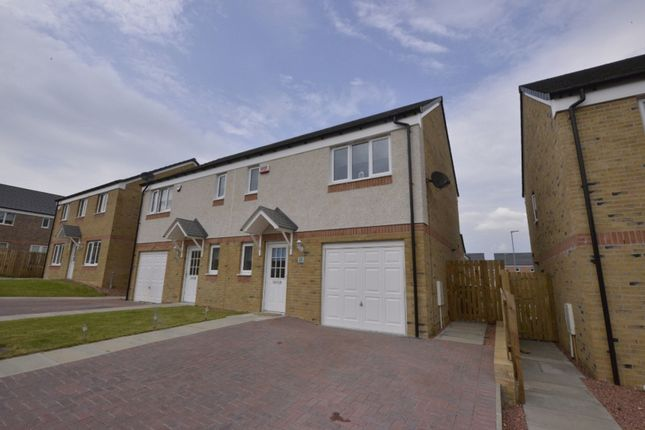 Thumbnail Semi-detached house for sale in Glenmill Crescent, Glasgow
