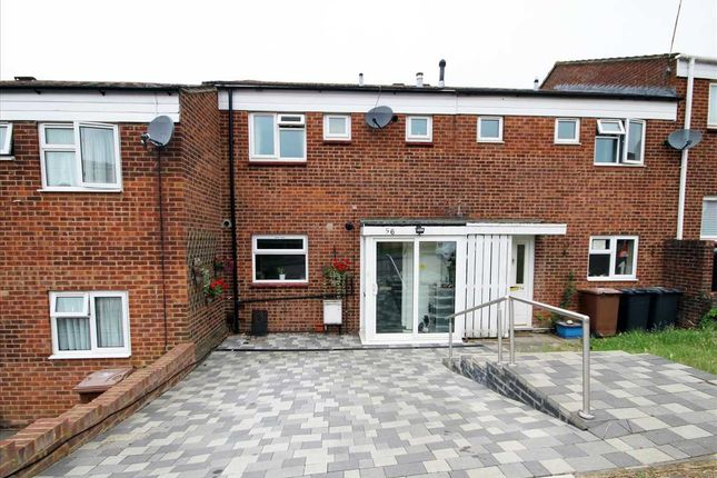 Thumbnail Terraced house for sale in Great Grove, Bushey WD23.