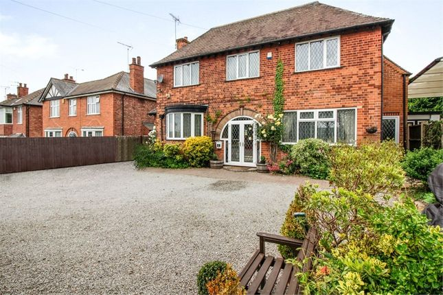 Thumbnail Detached house for sale in Nottingham Road, Trowell, Nottingham