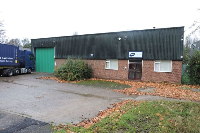 Thumbnail Commercial property to let in Pipers Road, Redditch, Worcs