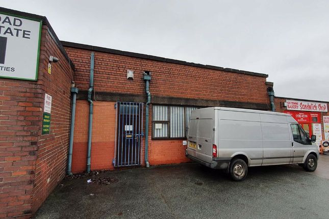 Thumbnail Light industrial to let in Campbell Road Industrial Estate, Stoke-On-Trent, Staffordshire