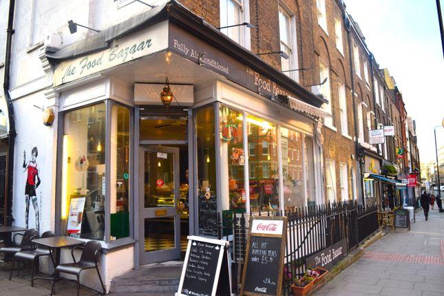Thumbnail Restaurant/cafe to let in Grays Inn Rd, London