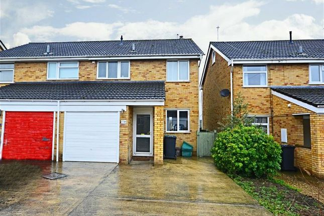 3 bed semi-detached house for sale in Simon Road, Longlevens, Gloucester