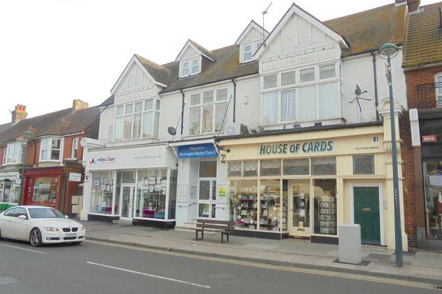Thumbnail Retail premises for sale in Station Road, Birchington