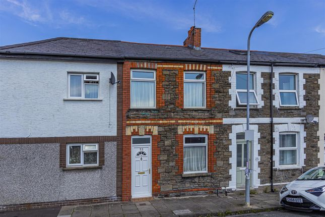 2 bed terraced house for sale in Daniel Street, Cathays, Cardiff CF24