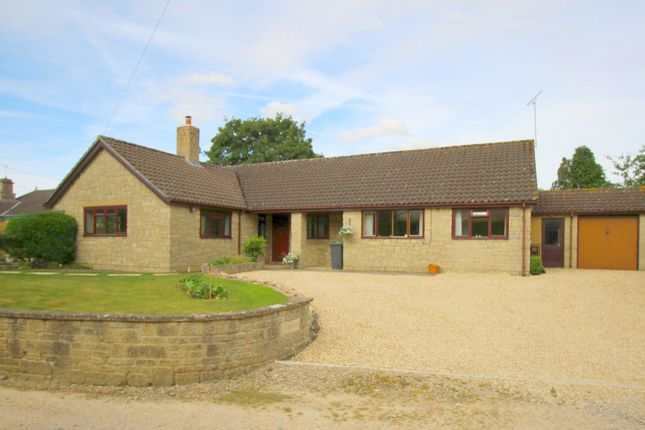 Thumbnail Detached bungalow for sale in Barrett Lane, Sutton Benger, Chippenham