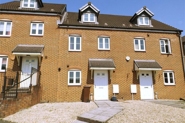 Thumbnail Terraced house for sale in Groeswen Park, Margam, Port Talbot, West Glamorgan