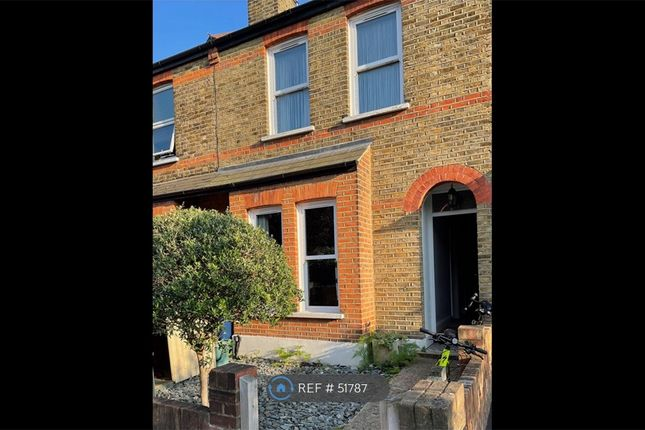 Thumbnail Terraced house to rent in Sunderland Road, London