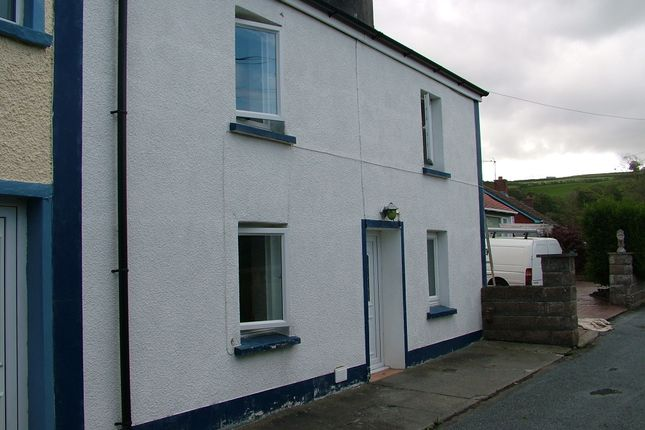 Thumbnail Semi-detached house to rent in Glanrafon Terrace, Llanrhystud