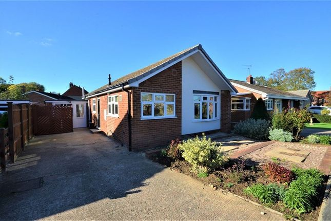 Thumbnail Bungalow to rent in Oakwood Close, Church Fenton, Tadcaster