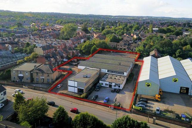 Thumbnail Light industrial for sale in 85 Arnold Road, Nottingham, Nottingham