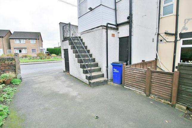 External of Dyche Lane, Coal Aston, Dronfield S18