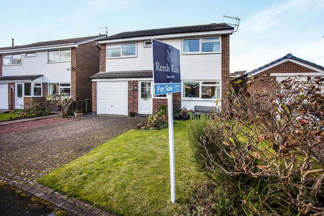 Thumbnail Detached house for sale in Eden Mount Way, Carnforth