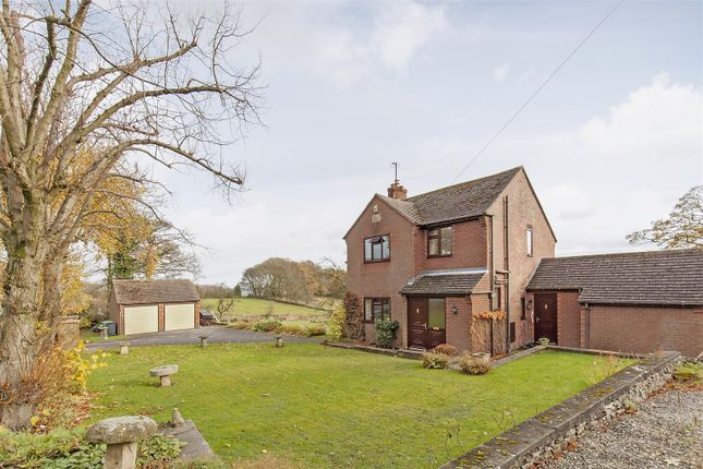Thumbnail Detached house for sale in Harper Hill, Wingerworth, Chesterfield