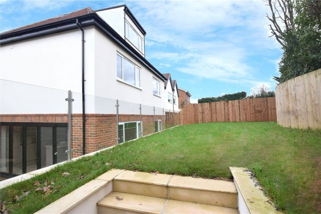 Thumbnail Detached house for sale in Kimble Crescent, Bushey, Hertfordshire