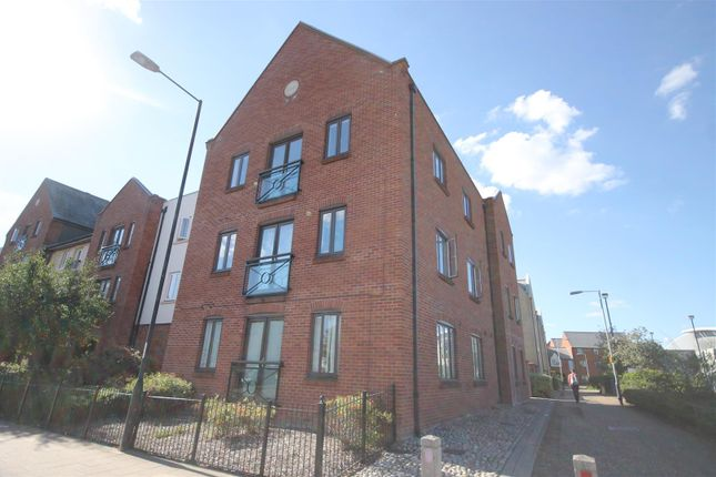 Thumbnail Flat to rent in Wherry Road, Norwich