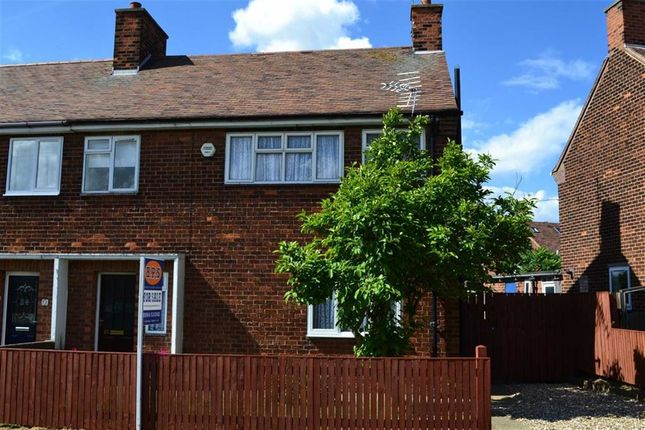 Thumbnail Semi-detached house to rent in The Crescent, Hornsea, East Yorkshire