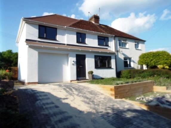 Thumbnail Semi-detached house for sale in Wood Lane, Ashton-Under-Hill, Evesham, Worcestershire