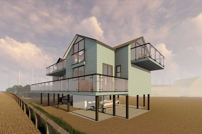 Thumbnail Property for sale in Spendrift, The Ferry, Old Felixstowe