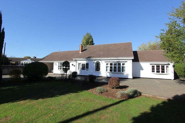 Thumbnail Detached house for sale in Artillery Lodge, 69 Papplewick Lane, Hucknall, Nottinghamshire