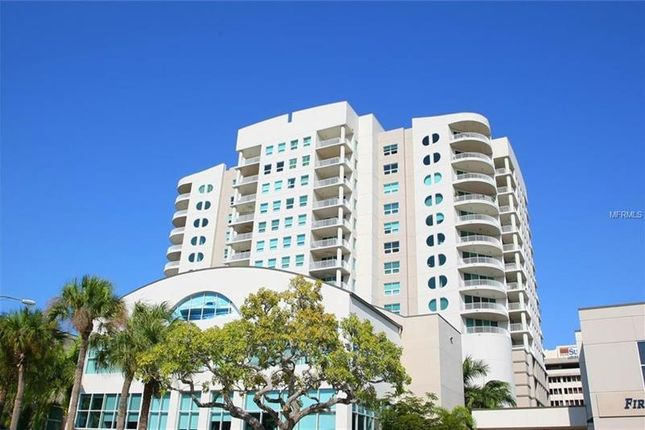Thumbnail Town house for sale in 1771 Ringling Blvd #Ph-303, Sarasota, Florida, 34236, United States Of America